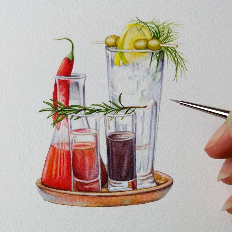 heidi willis_illustrator_illustration_watercolour