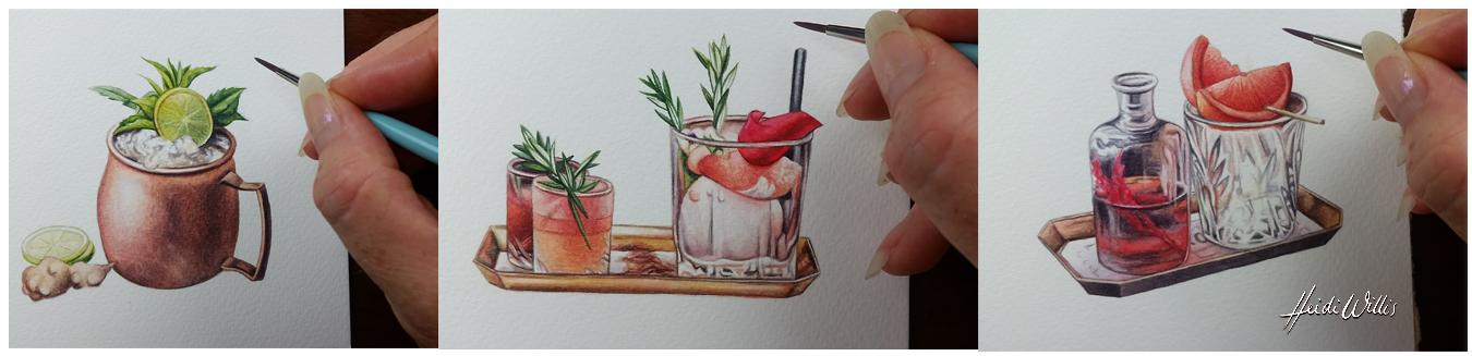 heidi willis_illustrator_watercolour_artist
