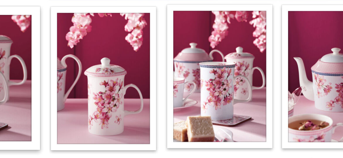 heidi willis_artist_illustrator_Ashdene_cherry blossom illustration_homewares_gifts